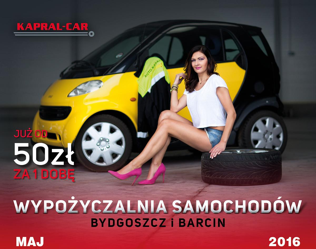 Kalendarz Kapral-Car 2016 Marta