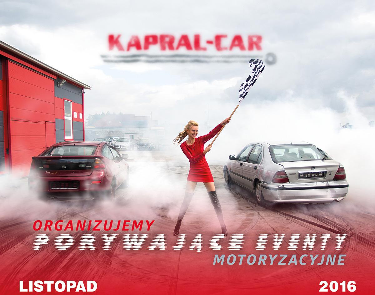 Kalendarz Kapral-Car 2016 Ola