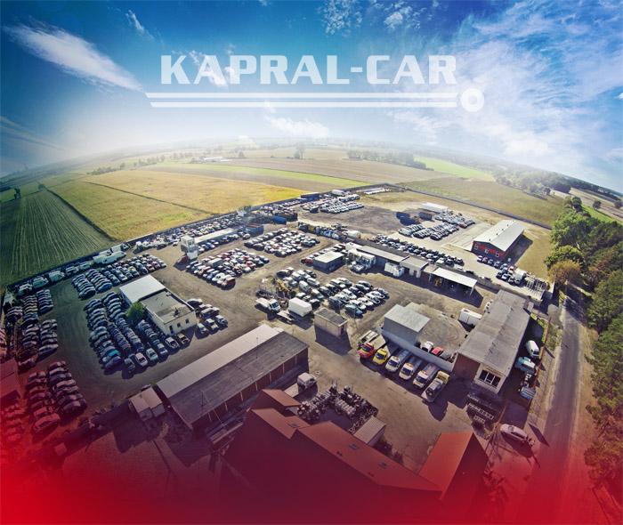Sprzedaż samochodów Kapral-Car