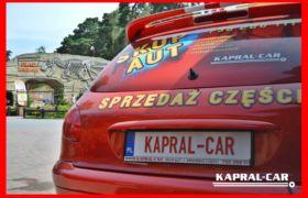 Kapral-Car w JuraParku Solec Kujawski 2016