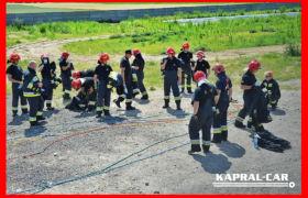 Wojewódzkie Szkolenie Straży Pożarnej 2016