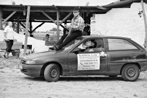 V Zlot Samochodów Zabytkowych i Amerykańskich w Silverado City z Kapral-Car