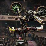 Artur Puzio - akrobacje motocyklowe