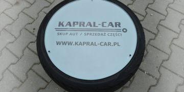 Stolik z opony - Kapral-Car skup aut sprzedaż części