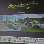Widoczni-Bezpieczni w Bydgoszczy z Kapral-Car 2015 - prezentacja