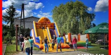 Piknik z okazji Dnia Dziecka w Żnin Wieś 2016