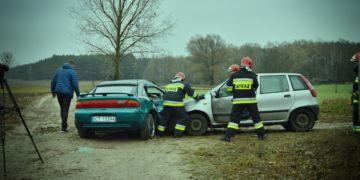 Promocja numeru alarmowego 112 z Kapral-Car