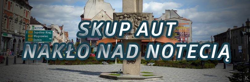 Skup aut Nakło nad Notecią