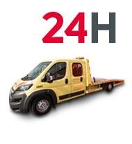 Pomoc drogowa 24H