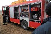 strażacy na Wośp w Kapral-Car