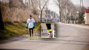 Bieg dębowy - zwycięzca Nordic Walking