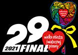 logo WOŚP 29 Finał